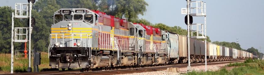 Employment - Iowa Northern Railway - Rail Transport Services