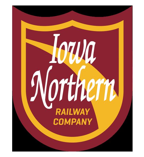 Service Map - Iowa Northern Railway - Rail Transport Services